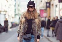 Streetstyle fashion.