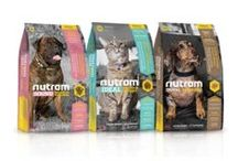 Nutram Recipes / Holistic, multi-beneficial and nutrient-rich recipes that improve pet wellness from the inside out