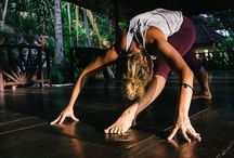 Work it Out / Yoga. Running. Motivation.