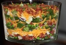 Salads / by Kesha Gooding
