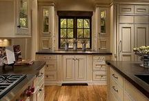 I'm dreamin' of a new kitchen... / by Cheryl Kliewer