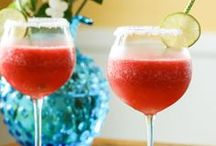 Drinks + Glassware / by Jenny Gonsch