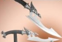 Knives & Other Fun Weapons / by Jenny Gonsch