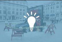 Advertising Ideas / by Tom Duke