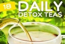 Detox / Smoothies, teas, cleanses, etc. for the mind, body, and spirit.