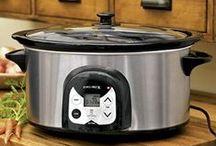 Crock Pot / Recipes galore! / by Allison Spector