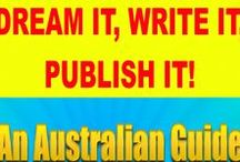 DREAM IT, WRITE IT, PUBLISH IT! An Australian Guide To Self-Publishing / Dream It, Write It, Publish It! An Australian Guide To All The Hard Parts No One Tells You About Self-Publishing is a quick and simple guide for up and coming Australian authors who choose the path of self-publishing so they can own all of the rights and make all of the money. available at - amazon.com/author/ladyjewelsdiva and smashwords.com/profile/view/LadyJewelsDiva