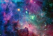 Space - Above & Beyond / by Jenny Gonsch