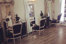 Miss Kristin's Beauty Lounge Day Spa Parlour / Salon & Spa   / by Kristin Longstreet