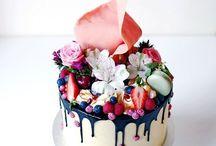 S&L    Hochzeitstorten, wedding cake, inspiration / Wir sammeln hier für euch regelmäßig die schönsten Hochzeitstorten, damit Ihr genug Inspiration für euren großen Tag habt, Viel Spaß beim stöbern! www.silkandlace.de