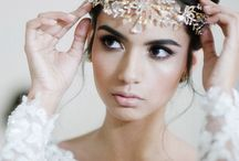 S&L   Braut Styling / Bride, hair, inspiration, Ideas, schmuck, kopfschmuck für die Braut, gatsby, hochzeitsfrisuren, vintage, romantic