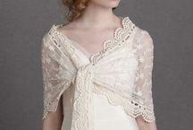 S&L | Bolero for Bride / Bolero Ideen für deine Hochzeit und dein Brautkleid