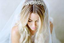 S&L | Schleier / Brautschleier, Brautfrisuren mit Schleier, Haarschmuck mit Tüll