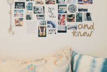 Home Sweet Dorm / Dorm decorations, tips and tricks to make your start at Carolina great!
