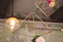 S&L    DIY  Hochzeitsdeko, decoration für wedding / ideas, creative, diy, tipps, inspiration
