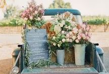 Wedding Ideas: Vintage / Take a step back in time with these retro ideas
