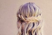 Wedding hair ideas / Get inspired with these dreamy hairstyle ideas...