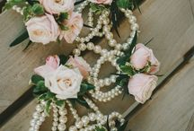 Inspirations: Bouts and Corsages / by Rose of Sharon Floral Designs