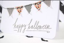 Holidays: Halloween with the Silhouette / DIY, Handmade & Crafty ideas using your Silhouette Portrait or CAMEO to celebrate Halloween! / by Silhouette America