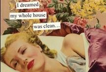 organize, clean, & handy ideas / by ~michelle~