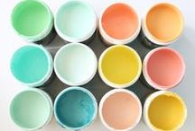 Inspiring Color Schemes  / Color schemes to inspire your DIY and home decor projects! / by Silhouette America