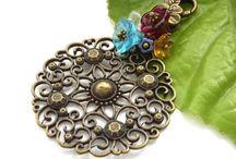 Flowers, flowers, flowers / by Blue Forest Jewellery