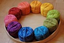 = yarn! / all sorts of things that can be made with yarn or crochet cotton, even thread