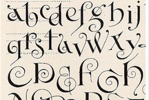 @ fonts / by nyghte shadow
