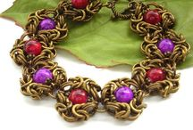 Chain maille / by Blue Forest Jewellery