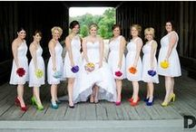 Wedding Ideas: Bright and beautiful