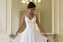 Dream wedding dresses / Seeking some dress inspiration? Look no further...