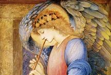 ♔ Burne-Jones