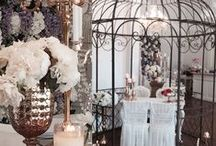 Chandelabra Weddings and Events Our Showcase. / For the bride and groom like no other. Romantic, Chic Parisian, Bohemian, individual .