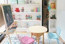 PLAYROOM / by Lianne S. // lulabelle blog
