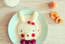 Moi je cuisine jamais le matin! / by Latour Aurélia