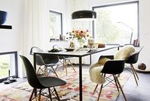 DINING ROOM / by Lianne S. // lulabelle blog