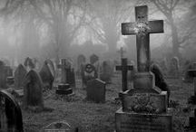 [] cemeteries / by nyghte shadow
