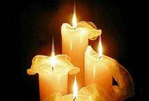 ♔ Candlelight