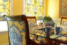 Dining Rooms / by Robin Warner