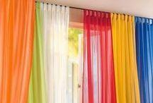 Window Treatments / by Robin Warner