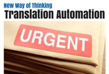 BLOG: Translation / Links to blog posts about translation from Multilizer Translation Blog: translation-blog.multilizer.com