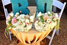{Our Work: Large Events} / by Rose of Sharon Floral Designs