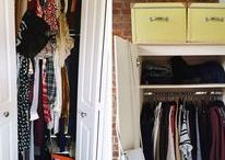 Minimalism,  decluttering and getting organised / I want a house with no clutter, a minimalist style, everything in its place, beautiful items with a purpose.