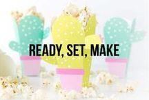 Ready, Set, Make