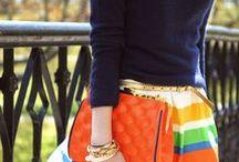 Wear + Flounce + Flaunt