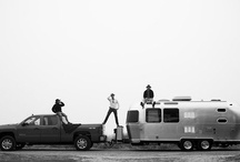 let's glamp / the adventures of some sweet silver trailers. / by heather // luminous grey