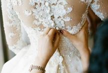 Wedding Dress / It's not just about the dress... well mostly it's about the dress.