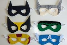 Superheroes / by Andrea Graham, Youth Culture Expert