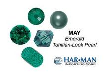 About Har-Man / Direct wholesaler and importer of Swarovski crystals, Czech glass beads, seed beads, rhinestones and much more. Pinterest fans receive 10% OFF your next order of $100 or more by using coupon code: PIN10. (cannot be combined with any other discounts).  www.harmanbeads.com
