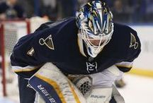 Blues / Coverage of NHL hockey for the St. Louis Blues
